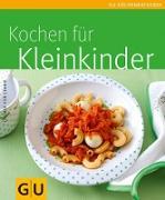 Cover-Bild zu Kleinkinder, Kochen für (eBook) von Cramm, Dagmar von