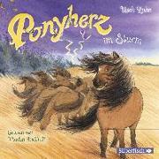 Cover-Bild zu Ponyherz im Sturm von Luhn , Usch