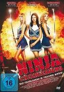 Cover-Bild zu George Takei (Schausp.): Ninja Cheerleaders