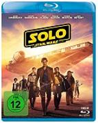 Cover-Bild zu Solo - A Star Wars Story von Howard, Ron (Reg.)