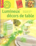 Cover-Bild zu Lumineux décors de table