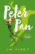 Cover-Bild zu Barrie, J.M.: Peter Pan / Peter Pan (Spanish Edition)