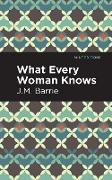 Cover-Bild zu Barrie, J.M.: What Every Woman Knows