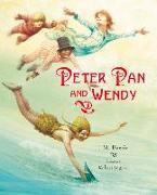 Cover-Bild zu Barrie, J.M.: Peter Pan and Wendy