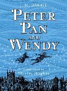 Cover-Bild zu Hughes, Shirley: Peter Pan and Wendy