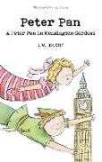 Cover-Bild zu Barrie, J.M.: Peter Pan & Peter Pan in Kensington Gardens