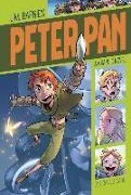 Cover-Bild zu Barrie, ,J.M.: Peter Pan