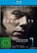 Cover-Bild zu The Guilty Blu Ray von Gustav Möller (Reg.)