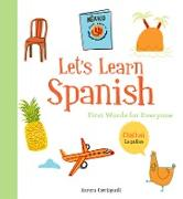 Cover-Bild zu Let's Learn Spanish (eBook) von Cacciapuoti, Aurora