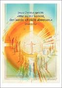 Cover-Bild zu Jahreslosung Münch 2022 - Postkarte (10er-Set) von Münch, Eberhard