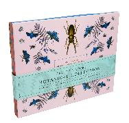 Cover-Bild zu Art of Nature: Botanical Card Portfolio Set (Set of 20 Cards) von Insight Editions