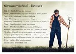 Cover-Bild zu Oberösterreichisch - Deutsch von Girtler, Roland