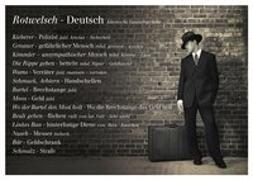 Cover-Bild zu Rotwelsch - Deutsch (Klassische Gaunersprache) von Girtler, Roland