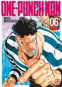 Cover-Bild zu Murata, Yusuke: ONE-PUNCH MAN 06