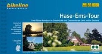 Cover-Bild zu Hase-Ems-Radweg. 1:50'000 von Verlag, Esterbauer (Hrsg.)