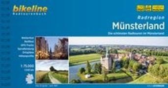 Cover-Bild zu Radregion Münsterland. 1:75'000 von Verlag, Esterbauer (Hrsg.)
