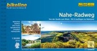 Cover-Bild zu Nahe-Radweg. 1:50'000 von Verlag, Esterbauer (Hrsg.)