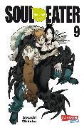 Cover-Bild zu Ohkubo, Atsushi: Soul Eater, Band 9