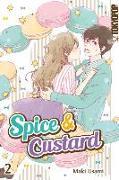 Cover-Bild zu Usami, Maki: Spice & Custard 02