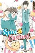 Cover-Bild zu Usami, Maki: Spice & Custard 03