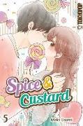 Cover-Bild zu Usami, Maki: Spice & Custard 05