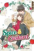 Cover-Bild zu Usami, Maki: Spice & Custard 07