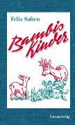 Cover-Bild zu Bambis Kinder von Salten, Felix