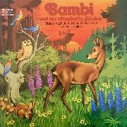 Cover-Bild zu Bambi, Folge 3: Bambi und der rätselhafte Räuber (Audio Download) von Salten, Felix
