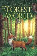 Cover-Bild zu A Forest World (eBook) von Salten, Felix