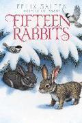 Cover-Bild zu Fifteen Rabbits (eBook) von Salten, Felix