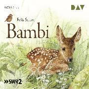 Cover-Bild zu Bambi (Audio Download) von Salten, Felix