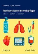 Cover-Bild zu Taschenwissen Intensivpflege von Kany, Anke