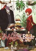 Cover-Bild zu Yamazaki, Kore: The Ancient Magus' Bride Vol. 1