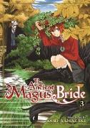 Cover-Bild zu Yamazaki, Kore: The Ancient Magus' Bride Vol. 3