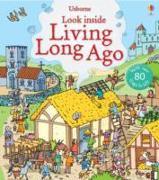 Cover-Bild zu Wheatley, Abigail: Look Inside Living Long Ago
