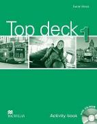 Cover-Bild zu Top deck 1. Activity Book von Sharp, Susan