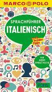 Cover-Bild zu Marini, Raffaella (Übers.): MARCO POLO Sprachführer Italienisch