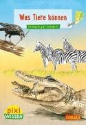 Cover-Bild zu Stahr, Christine: Pixi Wissen 75: VE 5 Was Tiere können