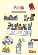 Cover-Bild zu Stahr, Christine: Pixi Wissen 111: VE5 Politik