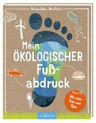 Cover-Bild zu Stahr, Christine: Mein ökologischer Fußabdruck