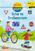 Cover-Bild zu Stahr, Christine: Carlsen Verkaufspaket. Pixi Wissen, Band 80. Sicher im Straßenverkehr