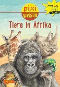 Cover-Bild zu Stahr, Christine: Carlsen Verkaufspaket. Pixi Wissen 89. Tiere in Afrika