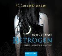Cover-Bild zu House of Night - Betrogen