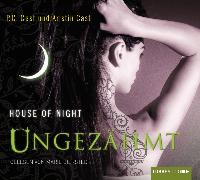 Cover-Bild zu House of Night - Ungezähmt