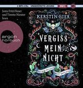Cover-Bild zu Gier, Kerstin: Vergissmeinnicht - Was man bei Licht nicht sehen kann