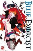 Cover-Bild zu Kato, Kazue: Blue Exorcist 09