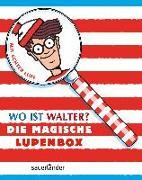 Cover-Bild zu Wo ist Walter Lupenbox von Handford, Martin