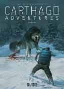 Cover-Bild zu Bec, Christophe: Carthago Adventures 04. Amarok