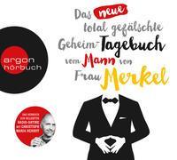 Cover-Bild zu Das neue total gefälschte Geheim-Tagebuch vom Mann von Frau Merkel von Spotting Image