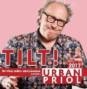 Cover-Bild zu Tilt! Der Jahresrückblick 2017 von Priol, Urban